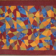Wack N Stack Quilt For sale